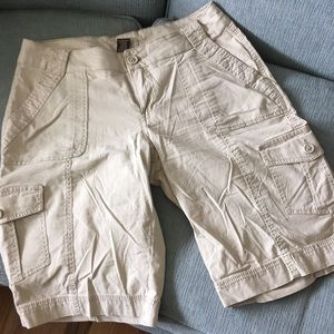 Jag Jeans Stretch Cargo Shorts